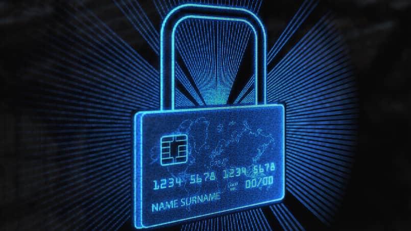 3D secure card