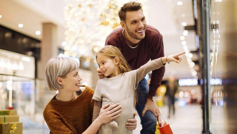 Gasto medio de las familias en Navidad