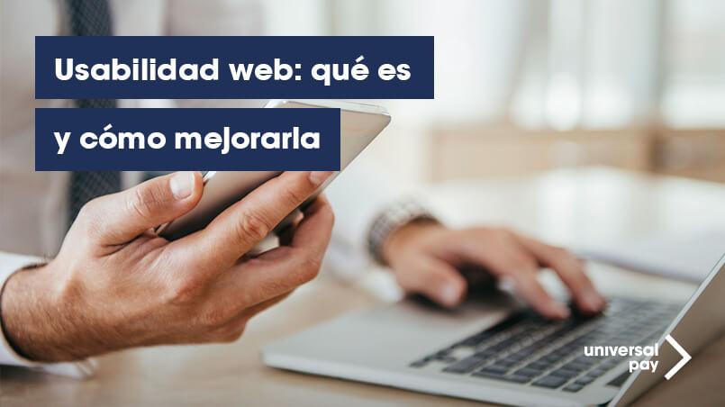 Usabilidad web, qué es