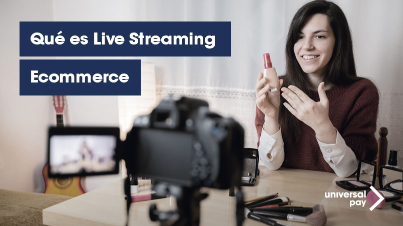 live streaming e-commerce